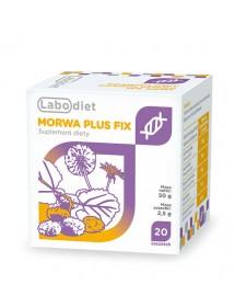 Labodiet Morwa Plus Fix - prawidłowy poziomu cukru we krwi