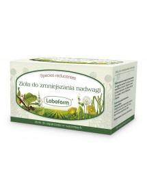 Zioła do zmniejszenia nadwagi - Labofarm