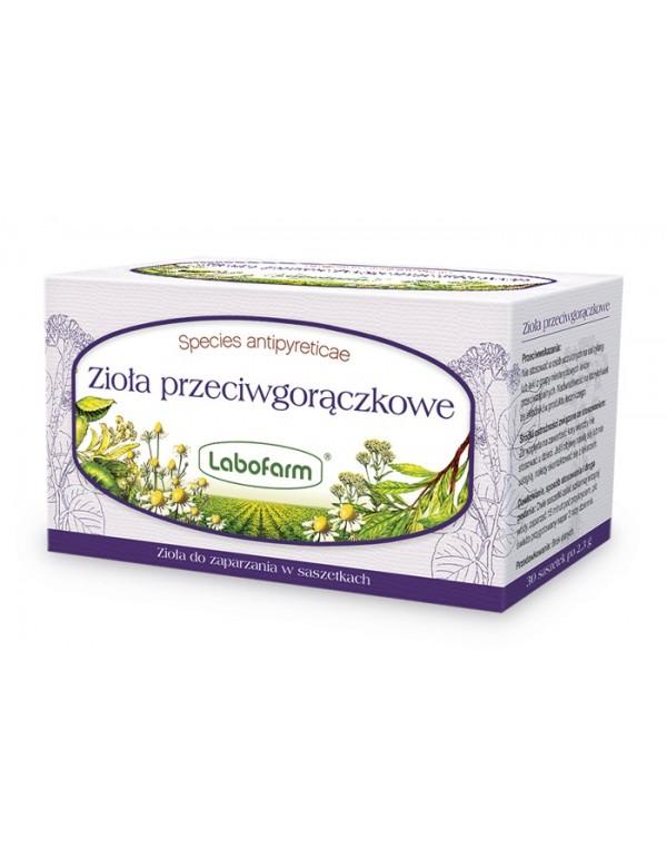 Zioła przeciwgorączkowe - Labofarm