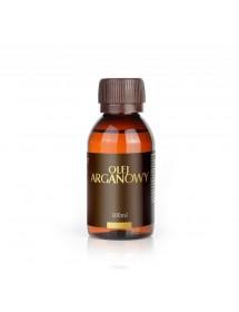 Olej arganowy do masażu.