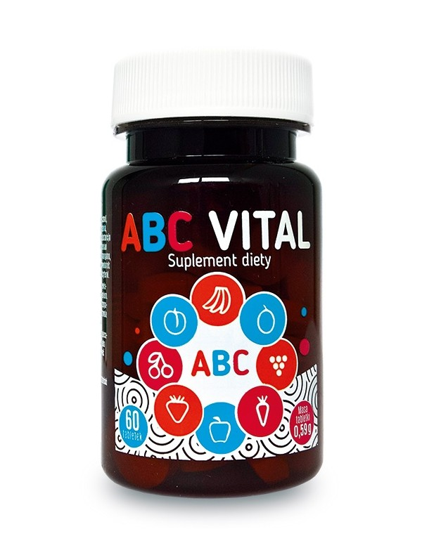 Preparat witaminowy - ABC VITAL
