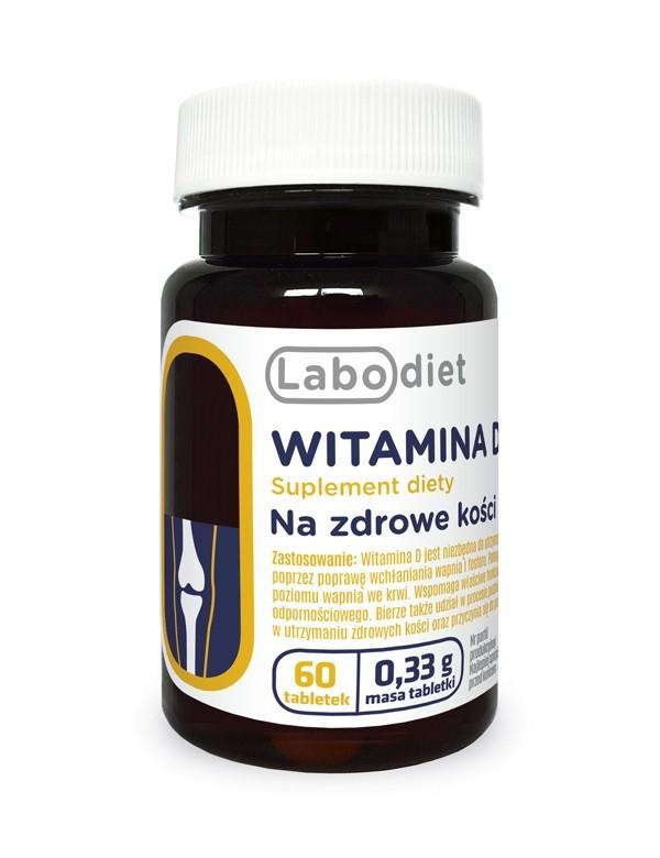 Labodiet Witamina D3+K2