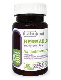 Labodiet Herbablocker - zmniejsza wydzielanie potu