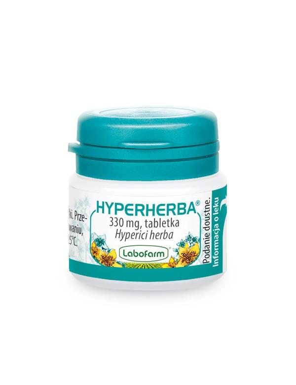 Lek ziołowy poprawiający nastrój - Hyperherba
