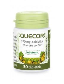 Lek ziołowy na biegunkę - Quecor