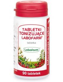 Lek ziołowy na serce - Tabletki tonizujące