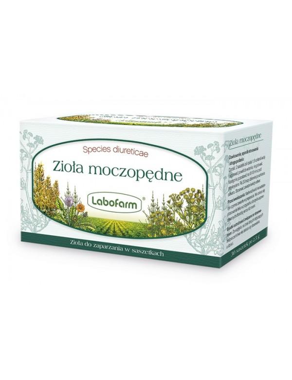 Moczopędny lek ziołowy - Zioła moczopędne.